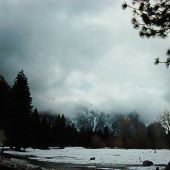 Yosemite California in Winter - Landscape Photography